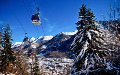 Réveillon du Jour de l'An à Cauterets, Hautes-Pyrénées (65)