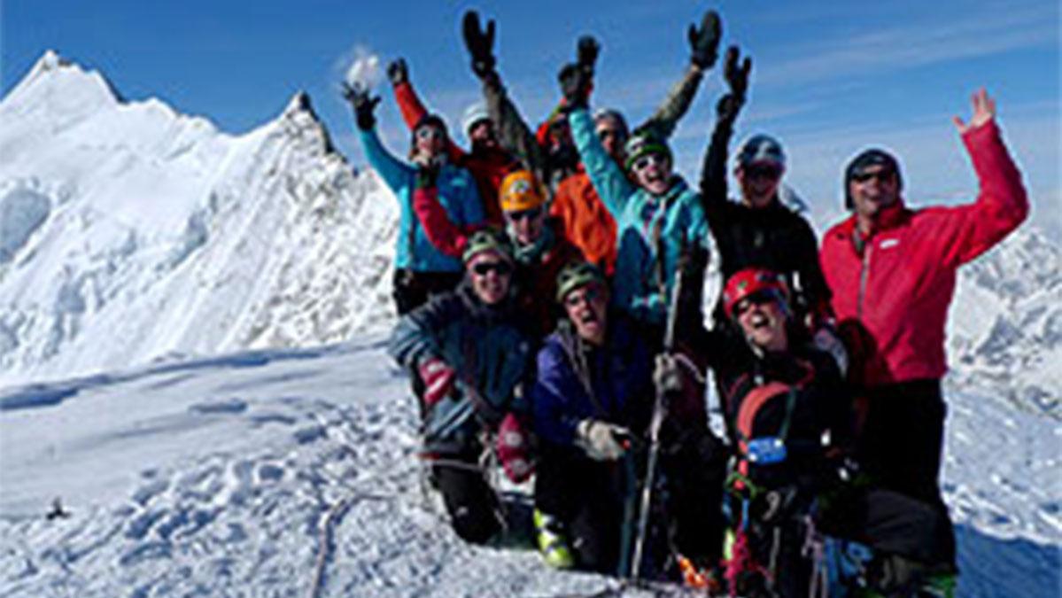 ski-groupe