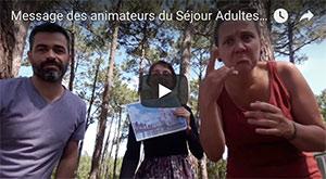 VIDEO présentation séjour adultes du 30 juillet au 11 aout 2018 – LISBONNE